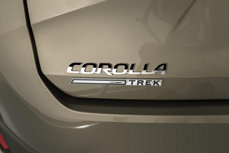 Foto Detalles Toyota Corolla-trek Dos Volumenes 2019