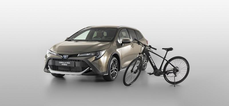 Foto Exteriores Toyota Corolla-trek Dos Volumenes 2019