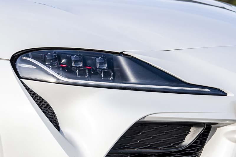 Foto Detalles Toyota Gr Supra Cupe 2019