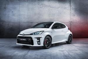 Foto Exteriores Toyota Gr-yaris Dos Volumenes 2020