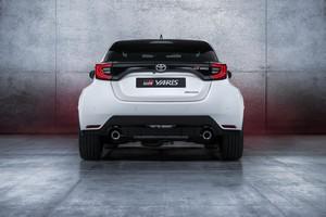 Foto Trasera Toyota Gr-yaris Dos Volumenes 2020