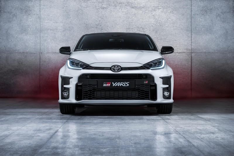 Foto Delantera Toyota Gr-yaris Dos Volumenes 2020