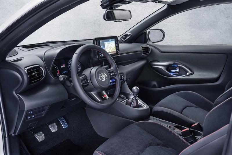 Foto Salpicadero Toyota Gr-yaris Dos Volumenes 2020