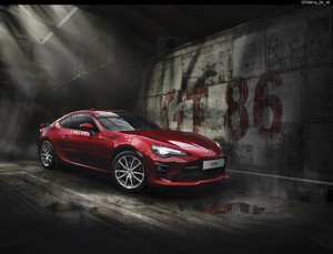 Foto Exteriores 2 Toyota Gt86 Cupe 2018