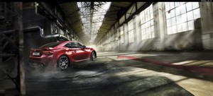 Foto Trasera Toyota Gt86 Cupe 2018