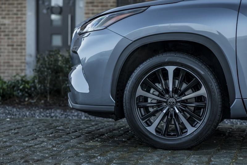 Foto Detalles Toyota Highlander Suv Todocamino 2021