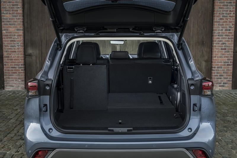 Foto Interiores Toyota Highlander Suv Todocamino 2021