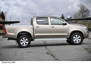 Foto Perfil Toyota Hilux Pickup 2009