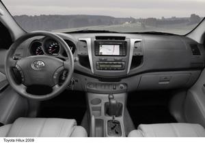 Foto Salpicadero Toyota Hilux Pickup 2009