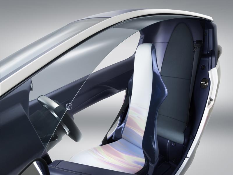Foto Interiores Toyota I Road Monovolumen 2013