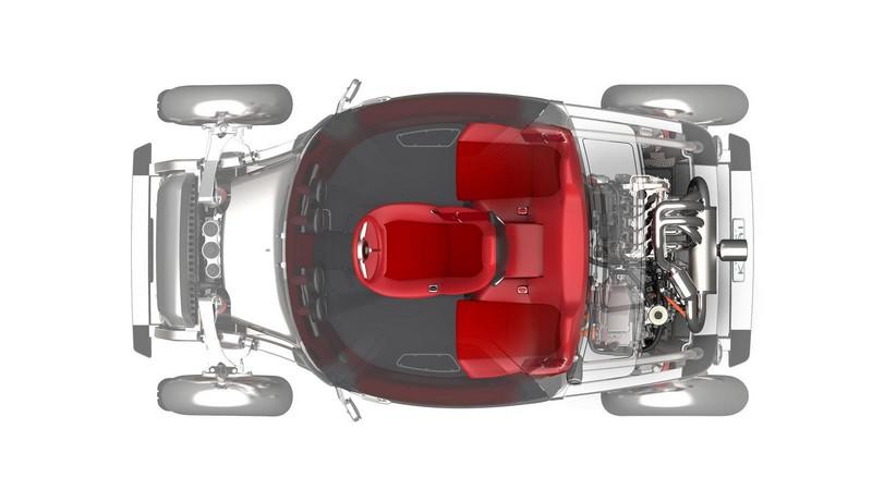 Foto Tecnicas Toyota Kikai Concept 2015