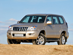Foto toyota land-cruiser 2008