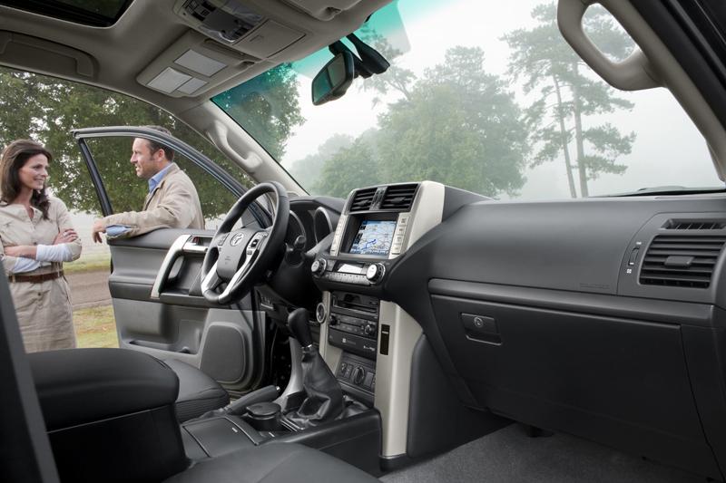 Foto Interiores Toyota Land cruiser Suv Todocamino 2009