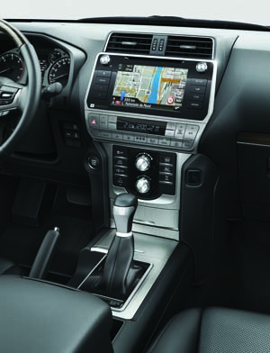 Foto Interiores (1) Toyota Land-cruiser Suv Todocamino 2018