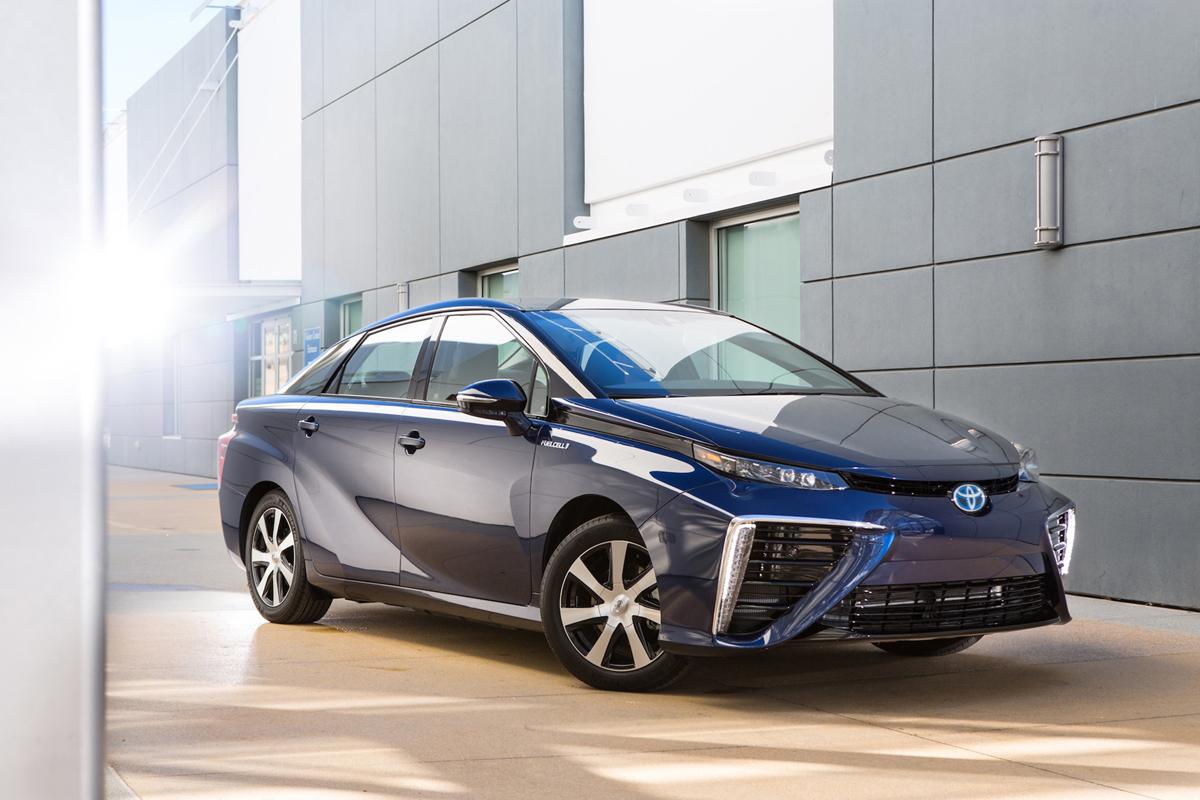 Toyota Mirai 2014