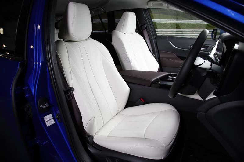 Foto Interiores Toyota Mirai Sedan 2021