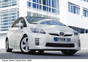 Llamada a revisión Toyota Prius