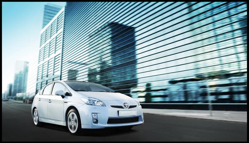 Foto Delantero Toyota Prius Dos Volumenes 2009
