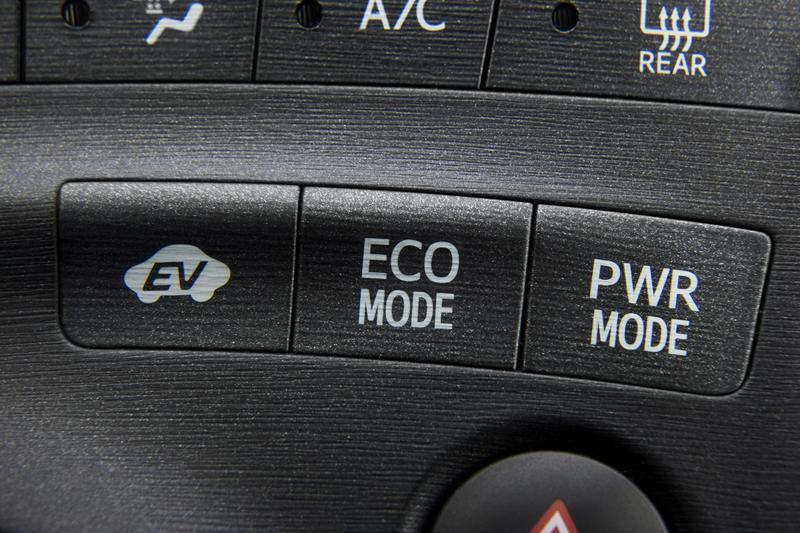 Foto Detalles Toyota Prius Dos Volumenes 2009