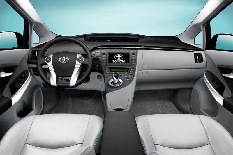 Foto Salpicadero Toyota Prius Dos Volumenes 2009