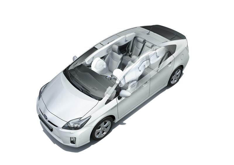 Foto Tecnicas Toyota Prius Dos Volumenes 2009