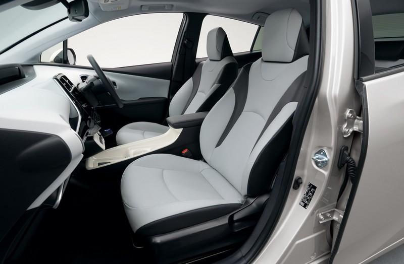 Toyota Prius 2016 Ms Tecnolgico Y Eficiente