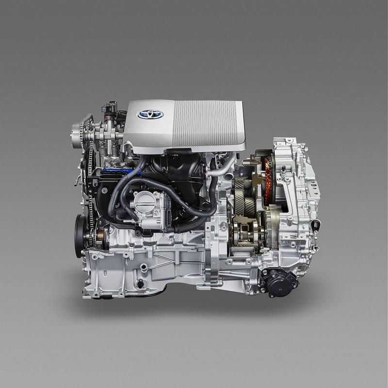 Foto Tecnicas Toyota Prius Dos Volumenes 2016