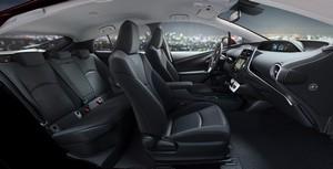 Foto Interiores Toyota Prius Dos Volumenes 2017