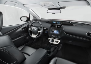 Foto Salpicadero Toyota Prius Dos Volumenes 2017