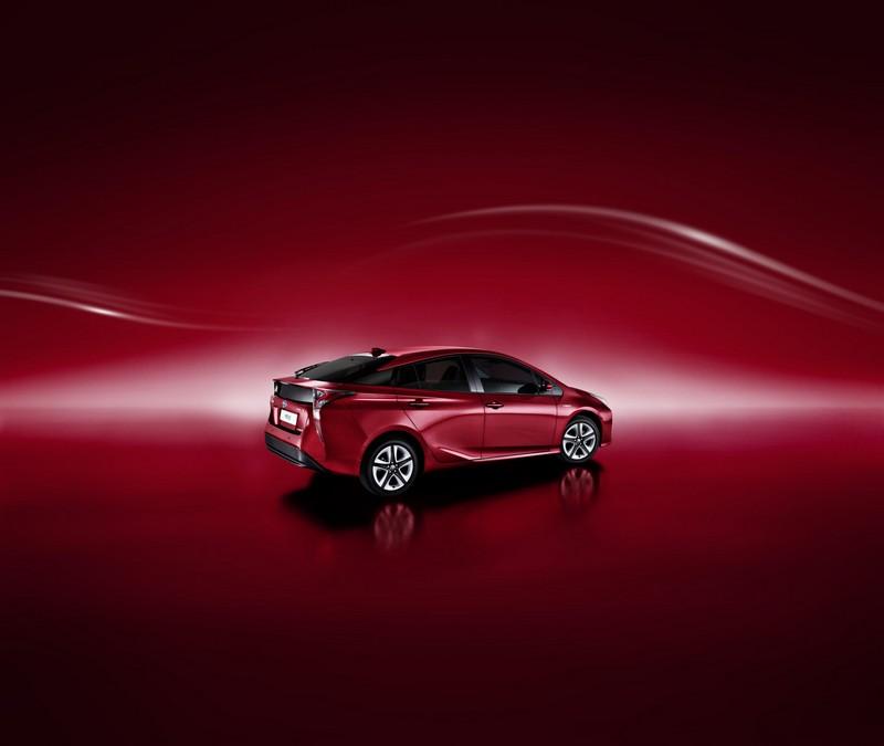 Foto Exteriores Toyota Prius Dos Volumenes 2017
