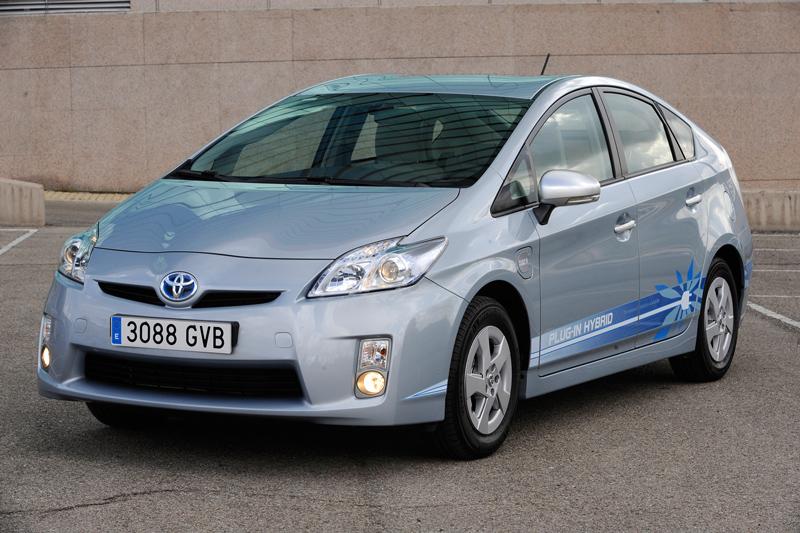 Foto Exteriores Toyota Prius Enchufable Prototipo 2010