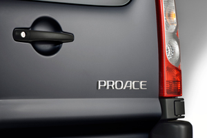 Foto Detalles (4) Toyota Proace Vehiculo Comercial 2013