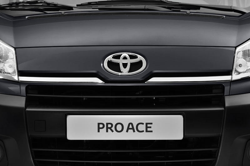 Foto Detalles Toyota Proace Vehiculo Comercial 2013