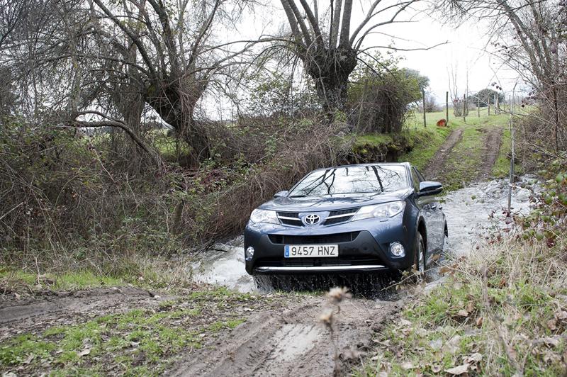 Foto Exteriores Toyota Rav4 Suv Todocamino 2013