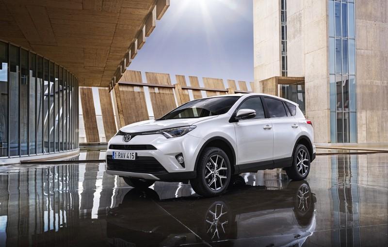 Foto Exteriores Toyota Rav4 Suv Todocamino 2016