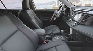 Foto Interiores (1) Toyota Rav4-hybrid Suv Todocamino 2016