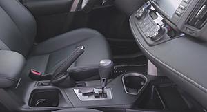 Foto Interiores (3) Toyota Rav4-hybrid Suv Todocamino 2016