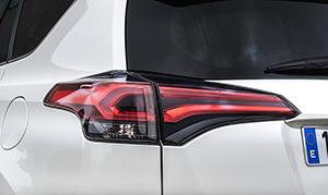 Foto Detalles (6) Toyota Rav4-hybrid Suv Todocamino 2016