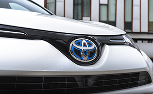 Foto Detalles (8) Toyota Rav4-hybrid Suv Todocamino 2016