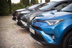 Foto Detalles (9) Toyota Rav4-hybrid Suv Todocamino 2016