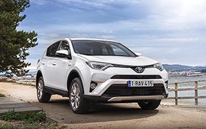 Foto Exteriores (1) Toyota Rav4-hybrid Suv Todocamino 2016