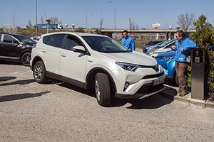 Foto Exteriores (10) Toyota Rav4-hybrid Suv Todocamino 2016