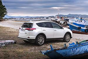 Foto Exteriores (105) Toyota Rav4-hybrid Suv Todocamino 2016