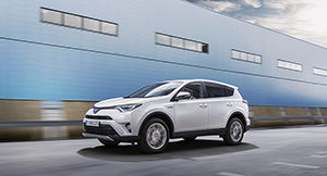Foto Exteriores (110) Toyota Rav4-hybrid Suv Todocamino 2016