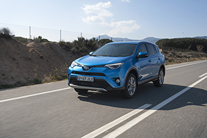 Foto Exteriores (14) Toyota Rav4-hybrid Suv Todocamino 2016