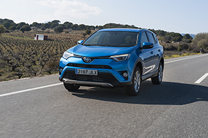 Foto Exteriores (16) Toyota Rav4-hybrid Suv Todocamino 2016