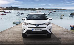 Foto Exteriores (2) Toyota Rav4-hybrid Suv Todocamino 2016