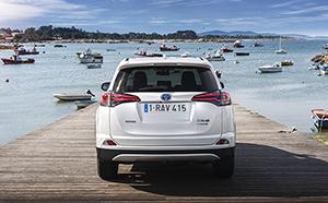 Foto Exteriores (3) Toyota Rav4-hybrid Suv Todocamino 2016
