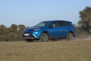 Foto Exteriores (34) Toyota Rav4-hybrid Suv Todocamino 2016