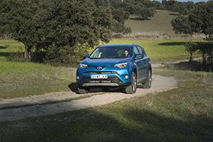 Foto Exteriores (35) Toyota Rav4-hybrid Suv Todocamino 2016